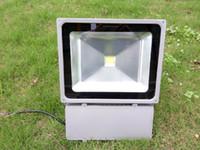 100 Watt Wall Washer LED proiettore di progetto della lampada 110V a 220V per Pubblicità apparecchio di illuminazione bianco freddo bianco caldo CE ROSH da DHL UPS TNT