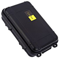 EDC Tools Travel Sealed Containers Shockproof Waterproof Box...
