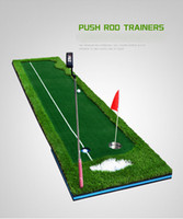 outdoor and Indoor golf putting green 300 x 75 cm  50 cm art...