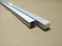 5050 개 5630 LED 스트립 조명 무료 배송 2000mmX16mmX12mm 2M / PCS의 60PCS / 많은 LED 알루미늄 압출 LED 알루미늄 프로파일