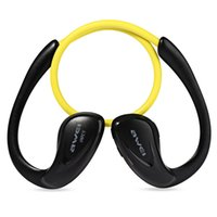 Wholesale- Awei A880BL Wireless Bluetooth Sports Stereo Ear H...