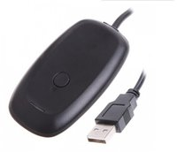 Haute qualité PC Wireless Controller Gaming USB Adapter Receiver pour Microsoft XBOX 360 pour Windows 78