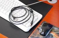 1,5 М USB 2.0 А к B Мужской Кабель для Передачи Данных для Epson Canon Sharp Принтер HP Кабель-удлинитель