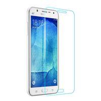 Écran en verre trempé Pour Samsung Galaxy J1 J2 J3 J5 J7 Ace J120 J320 2016 J510 Protection d'écran Premium Trempé Protecteur Personnalisé