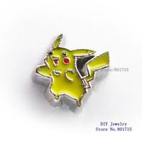 мультфильм charactor плавающей медальон шарм для жизни плавающей медальон 10 шт. в подарок бесплатная доставка Оптовая FC1131