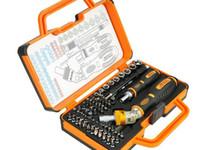 JAKEMY JM-6111 69 в 1 Отвертка Оборудование Ремонт Открытый Инструменты отбойные Kit Электронные устройства для очков свободная перевозка груза DHL