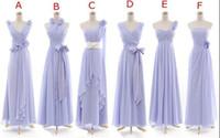 6 Stiller Mütevazı Custom Made Şifon Gelinlik Modelleri Kat Uzunluk Düğün Konuk Elbiseler Ulusal Bel Hizmetçi Onur Törenlerinde El Yapımı Çiçek