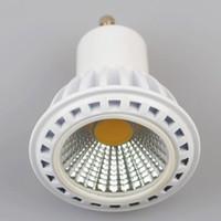 5W LED COB Reflektory Bulb MR16 12V GU10 GU5.3 E27 110V 220 V Ciepłe białe miejsce Downlight F-SL1027