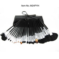 Professional 24 pcs Makeup Brushes Set makeup tools Charming...