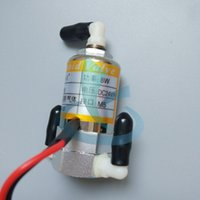 Цифровой принтер Флора Фаэтон Crystaljet соленоидный клапан 3 способа чернил клапан с изгибом головы 24 в 5 шт. для продажи