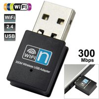 300Mbps new Wifi Mini Usb Adapter Wireless Dongle Adaptor 80...