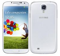100% оригинальный Samsung Галактики S4 i9500 с i9505 с оригинальный аккумулятор четырехъядерных процессоров 5.0 дюймов 2 ГБ/16ГБ 13МП разблокированный телефон отремонтированный