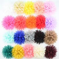 Hot 20 couleur de haute qualité des arcs de cheveux de ruban de style coralliennes, les enfants bricolage accessoires cheveux, hairbows cheveux fille bows IB480