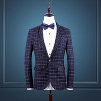 Wholesale Check Blazers For Men - Buy Cheap Check Blazers For Men ...