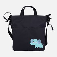 2017 new cartoon stroller bag, waterproof high- capacity, str...