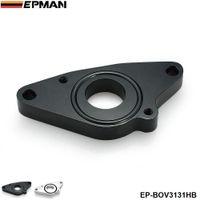 EPMAN -Für Subaru WRX EJ20 EJ25 OBERMONTAGE RS RZ FV Abblaseventil Flanschadapter Jdm EP-BOV3131HB