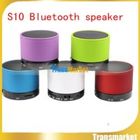 portable Bluetooth Speaker S10 Wireless stereo speakers For ...