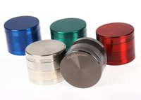 High Quality SharpStone Herb Grinder 4 Layers Hard Top Tobac...