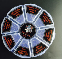 Bobine a spirale precompressa Bobine a spirale piatte per RBA RDA DHL libera la nave