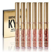 In stock!! Kylie Jenner Lipkit Lord Metal Gold the Limited E...