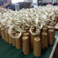 구리 램프 문자열 2m 20 헤드 주도 와인 병 램프 버튼 램프 장식 조명 공장 폭발의 폭발