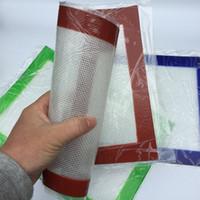 Силиконовая восковая прокладка с 30 * 21,5 мм квадратными 27,5 * 25 мм круглыми листами ковриков коврики Кухонный инвентарь для сухих травяных банок с мазком из пара
