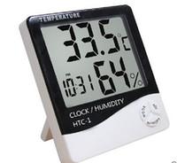 ميزان الحرارة الالكترونية المنزلية الرطوبة درجة الحرارة الرطوبة ميزان الحرارة الدقة الوقت ضبط المنبه