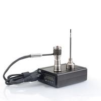 Оптовая Enail D ногтей Dnail электронный регулятор температуры коробка для DIY курильщик E ногтей катушки с Ti ногтей для стекла бонг