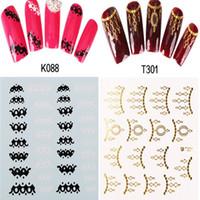 Japanischer Nagel-Aufkleber-Manikürepaste-Nagel-Abziehbilder Paibi Blumen-kundenspezifische Wasserzeichen-Aufkleber-Schönheits-Werkzeuge der Frauen 3D Freies Verschiffen
