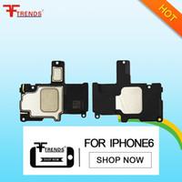 Para iphone 6 altifalante de alta qualidade alto-falante campainha buzzer cabo flex substituição de peças de reparo 100% testado dropshipping
