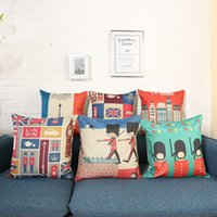 British cotton pillowcases hold creative office napping Home...