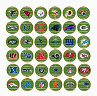 Newest FOOTBALL 36pcs   lot snap button jewelry charm popper...