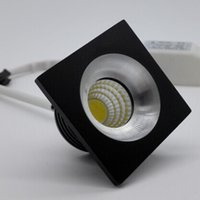 Wholesale price Hot sale mini White Black body COB Led down ...