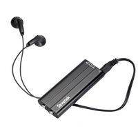 Savetek mais novo 16 gb mini clipe de áudio digital gravador de voz mp3 player usb sensor de cor preta de voz ativado gravação funções