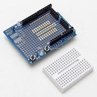 Arduino 328P MEGA Prototyp Shield ProtoShield V3 Erweiterung Mini Bread Board B00289 OSTH