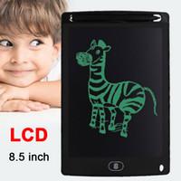 """شاشات الكريستال السائل لوحي 8.5 """"eWriter بخط اليد الوسادات المحمولة لوحة الرسم لوحة الرسم الرقمي ePaper للكبار الأطفال والمعوقين"""