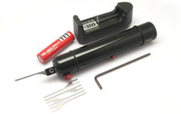 النسر (مصغرة) الكهربائية بيك بندقية لقط الذاتي اللولبية إبرة بدقة قابل للتعديل حجم قوة حجم صغير منخفض الوزن قفال اختيار قفل