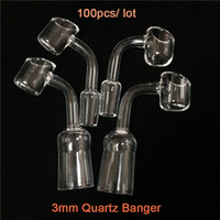Moq is 1 Piece 100% Real Quartz 10mm 14mm 18mm Joint Size 90...