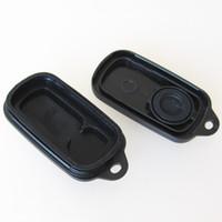 3 boutons de remplacement clé de voiture sans clé Shell Flip Fob à distance Clicker Pad clé Case Cover réparation pour Toyota HYQ1512Y 4Runner Sequoia