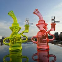 Glass water Pipes Bongs 8 inch 5mm thick Klein glass bong or...