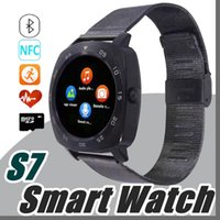 DHL Steel Full Round Electronic Smart Watch X3 S7 Smart Moni...