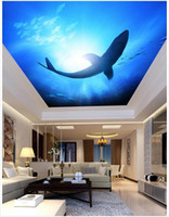 3D photo wallpaper custom 3d ceiling murals wallpaper mural ...