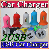 High Quality Micro Auto Universal Dual USB Car Charger 5V 2....