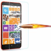 Schermo in vetro temperato Premium 9H 0.26mm per Nokia Lumia 820 830 930 540 A110 950 950XL 620 650 550 Pellicola protettiva 500 pz / lotto