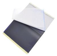 BaseKey 25 ورقة × الوشم نقل الكربون الحرارية الاستنسل ورقة تتبع عدة A4