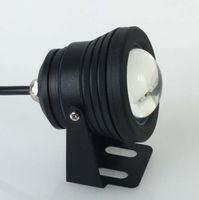 10W 수 중 LED 홍수 빛 램프 워시 풀 방수 라이트 스팟 램프 12V 야외 조명 led 스포트 라이트 투광 조명