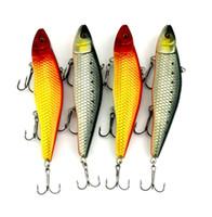 10 adet Büyük Oyun VIB Balıkçılık Lure Bait 48.5G 14.8 CM Balıkçılık Lures Kancalar Titreşim Balıkçılık Mücadele