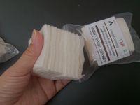 20 paketleri Orijinal Buhar Teknik Mini paketi 100% Japon saf organik pamuk Fitilleri pamuklu kumaş japonya pedleri Için DIY RDA RBA Bobin 10 adet / grup