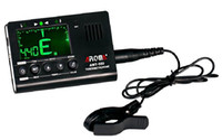 Aroma ATM-560 Müzik aletleri LCD Dijital Ukulele Sax Tuba Bas Keman Gitar Tuner Gitar Parçaları müzik aletleri accessoriesr