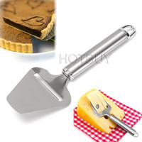 Stainless Steel Cheese Slicer Silver Cheese Butter Grater Cu...
